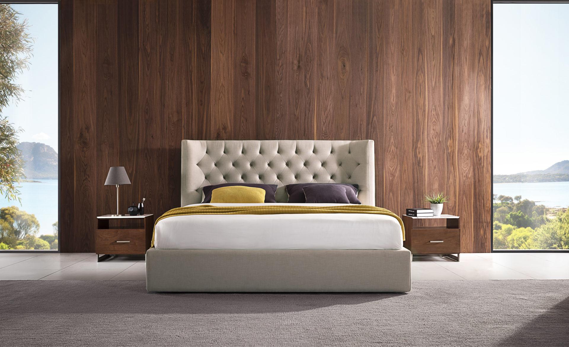 Vancouver Designer Bed