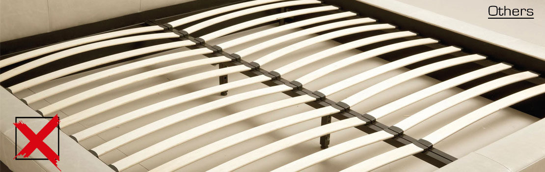 Other Companies Slat System